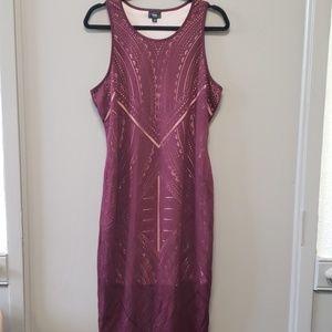 Mossimo Midi Bodycon Dress